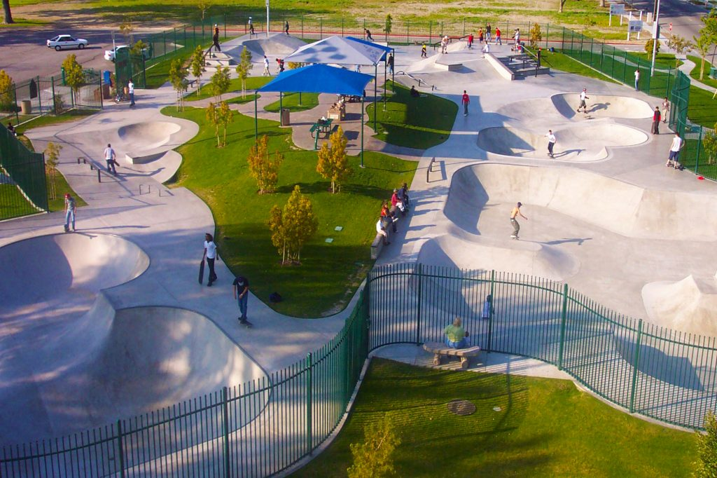 Fontana skate park